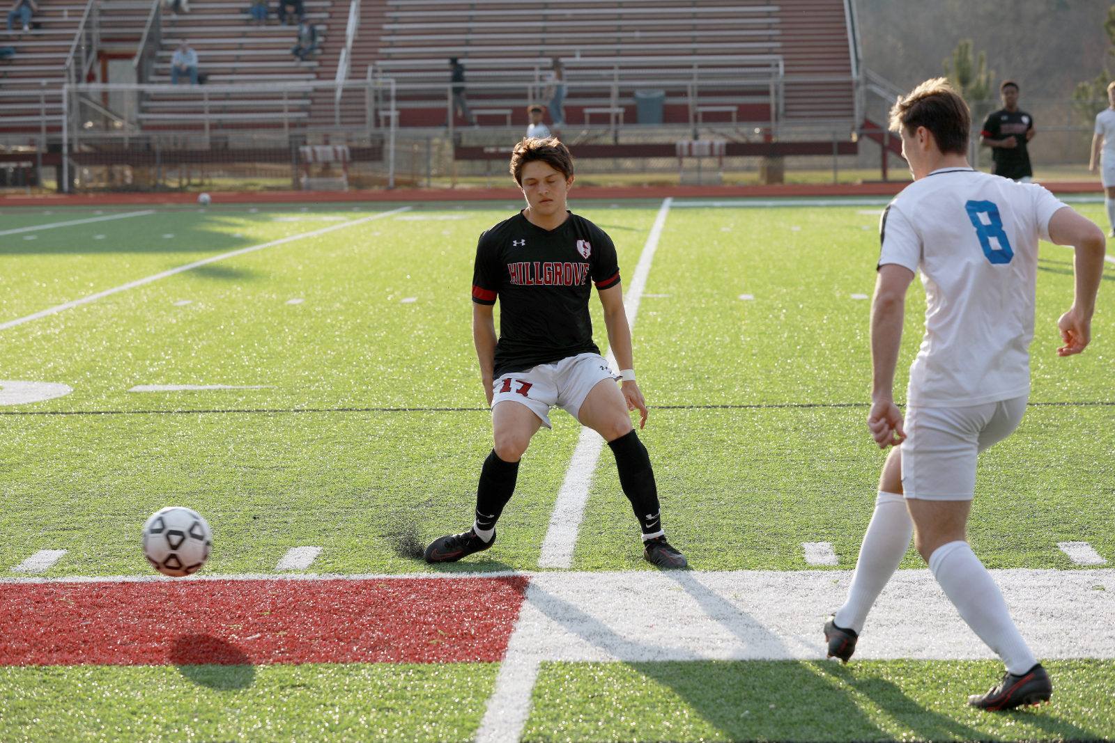 Varsity Boys Soccer vs Walton