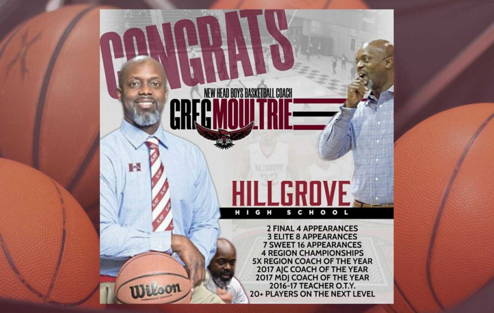 New Basketball Coach Named
