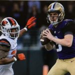 UW's Jake Browning rises to No. 2 on Sports Illustrated, ESPN Heisman Watch lists