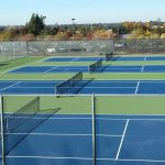 Tennis Court Resurfacing Project