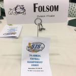 2016 Section Finals Football Banquet-Divisions I-III