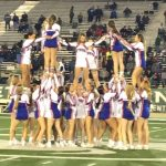 Thank you Folsom Cheer!