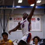 Folsom High School Boys Varsity Basketball beat Bishop Manogue High School 66-55
