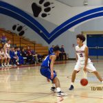 Folsom High School Boys Varsity Basketball beat El Dorado – Folsom/Vista Tournament 76-24