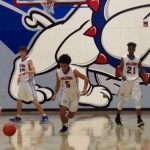 Folsom High School Boys Junior Varsity Basketball beat Cordova – Folsom/Vista Tournament 71-39