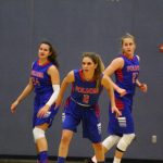 Folsom High School Girls Varsity Basketball beats  St Francis – Roseville Tournament 63-52
