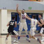 Folsom High School Boys Varsity Basketball beat Vista Del Lago – Folsom/Vista Tournament 55-26