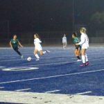 Folsom High School Girls Varsity Soccer beat El Camino – Home Game 3-1