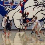 Folsom High School Boys Junior Varsity Basketball beat Vintage-Napa Tournament 50-30
