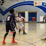 Folsom High School Boys Junior Varsity Basketball beat Sonoma- Napa Tournament 70-31
