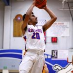 Folsom High School Boys Varsity Basketball falls to Westlake- ST Hope Classic 58-54