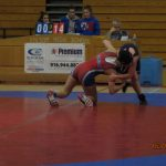 Folsom Girls Varsity Wrestlers compete in the Asics Napa Valley Meet