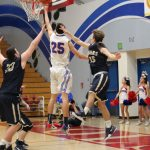 Folsom High School Boys Junior Varsity Basketball beat Nevada Union – Boys, Basketball 62-40