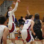 Folsom High School Boys Varsity Basketball beat Nevada Union – Boys, Basketball 57-39