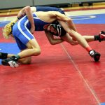 Folsom High School Junior Varsity Wrestling beat Rocklin High School