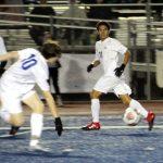 Folsom High School Boys Varsity Soccer beat Granite Bay – Away Game 2-0