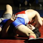 Folsom High School Boys Varsity Wrestling beat Woodcreek High School 61-4