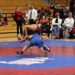 Folsom High School Boys Junior Varsity Wrestling beat Woodcreek High School