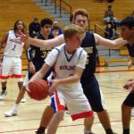 Folsom High School Boys Freshman Basketball beat Oak Ridge – Boys, Basketball 47-36