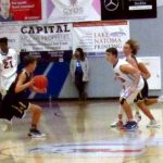Folsom High School Boys Junior Varsity Basketball beat Oak Ridge – Boys, Basketball 55-48