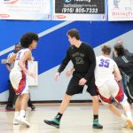 Folsom High School Boys Varsity Basketball beat Granite Bay – Boys, Basketball 66-51