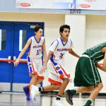 Folsom High School Boys Freshman Basketball beat Granite Bay High School 60-23