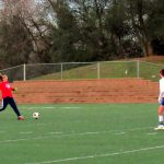 Folsom High School Girls Freshman Soccer ties Rio Americano – Away Game 0-0
