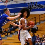 Folsom High School Boys Varsity Basketball beat Rocklin – Boys, Basketball 62-58