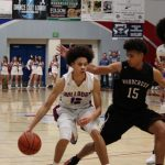 Folsom HS Varsity Boys Basketball Hopes for Top-four Seed