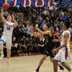 Folsom High School Boys Varsity Basketball falls to Woodcreek – Boys, Basketball 68-41