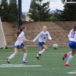 Folsom High School Girls Freshman Soccer beat Inderkum – Home Game 3-0