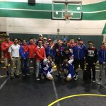 16-17 Wrestling-Boys -Varsity Compete at Divisionals 2/17-2/18/17