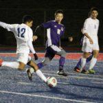 Folsom High School Boys Varsity Soccer beat Armijo – Section Playoff Game 5-0