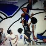 Folsom High School Boys Varsity Basketball beat Jesuit – Section Playoff Game 58-38