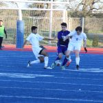 Folsom High School Boys Varsity Soccer beat Tokay – Section Playoff Game 4-0