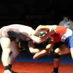 Folsom Varsity Boys Wrestling Compete in the First Day of Masters Competition