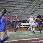 Folsom High School Girls Varsity Soccer falls to Woodcreek – Section Playoff Game 2-0