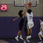 Folsom High School Boys Varsity Basketball beat Sequoia – Nor Cal Playoff Game 1 70-66