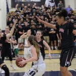 Folsom High School Girls Varsity Basketball falls to Oak Ridge – NorCal Semifinals Playoff 43-34