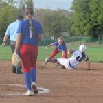 Folsom High School Varsity Softball falls to Woodcreek – Home Game 14-5