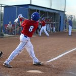 Folsom High School Freshman Baseball beat Oak Ridge – Home Game 2-1