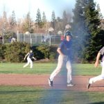 Folsom High School Junior Varsity Baseball falls to Oak Ridge – Home Game 8-1