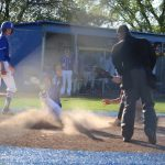 Folsom High School Varsity Baseball beat Woodcreek – Away Game 3-0