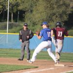 Folsom High School Varsity Baseball beat Woodcreek – Home Game 6-5
