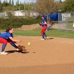 Folsom High School Varsity Softball beat Nevada Union – Away Game 17-5