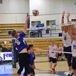Folsom High School Boys Varsity Volleyball falls to Oak Ridge – Away Game 3-0