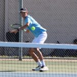 Folsom High School Boys Tennis Wins @nd Round of Section Championships vs Napa on 5/5/17