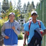 Folsom High School Boys Tennis  qualifies 2 for Section Singles Playoffs