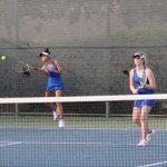 2017-18 Girls Tennis Hosts Rocklin
