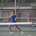 17-18 Folsom Girls Tennis defeats Woodcreek 9-0